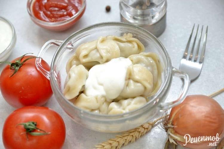 Пельмени сыром рецепт фото